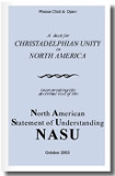 North American Statement of Understanding
